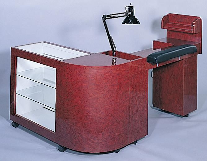 <p><strong>2004 Favorite Salon Furniture: Galaxy Enterprises Salon Furniture</strong></p> <p>2nd: Buff &amp; Go Inc Buff &amp; Go; 3rd: Takara Belmont Bella Manicure Table; 4th: Veeco Manufacturing Venus Manicuring Table; 5th: China Glaze 480 Permanent Rack</p>