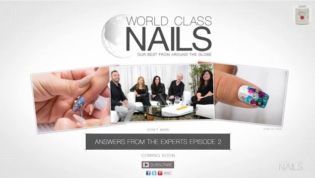 Gelish's World Class Nails: Answers from the Experts Ep. 1
