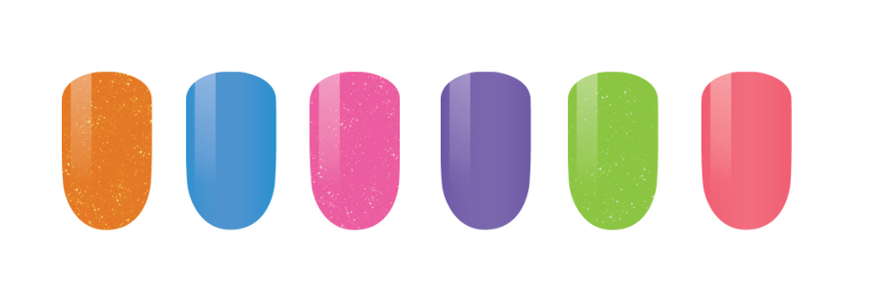 <p>Beauty is in bloom with LeChat&rsquo;s La Fleur Collection for spring 2015. Six new sunny and vibrant colors will make nails really pop in frost and cream shades like Morning Melody, Orange Blossom, Peony Passion, Sweet Iris, Dewdrops, and Rose Glow.&nbsp;</p>