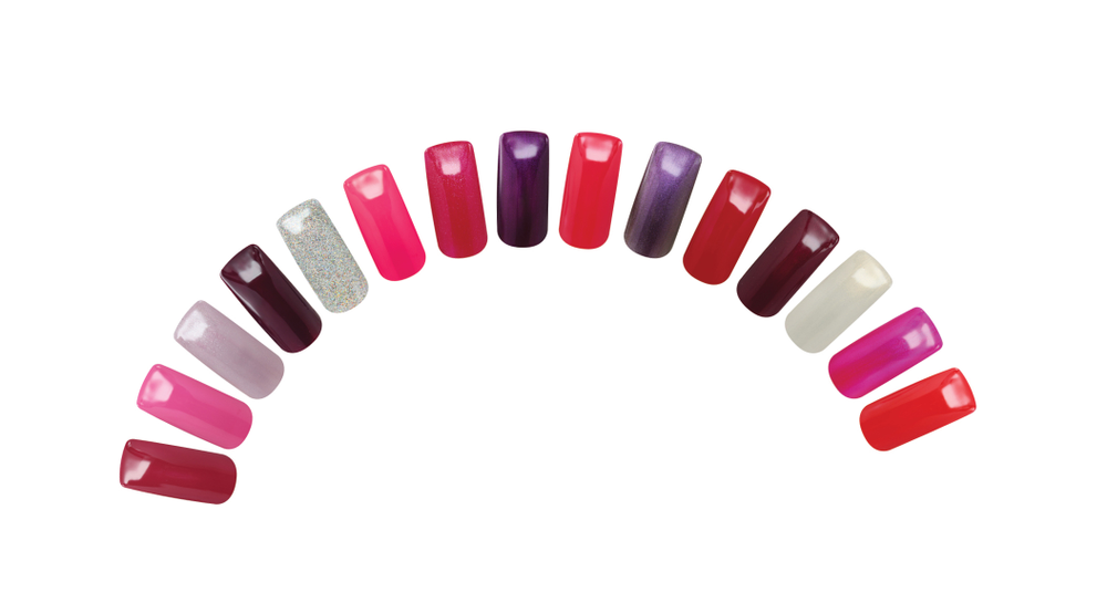 <p>Mia Secret is raising the bar with 15 stunning new Gelux shades to keep you smitten all spring long. Reach out and get close with colors like Call Me, Tweet Me, Inspiration, Passion, Red Car, Love, Happy, Kiss Me, Destiny, Text Me, You and Me, Valentine, Sweet Chic, White Pearl, and Splash of Stars.</p>