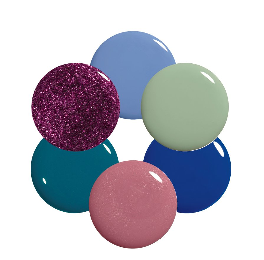 <p>Orly Gel FX&rsquo;s new spring 2015 gel-polishes match six of their top-selling lacquer shades, ranging from pinks to spunky mint and electric blue. This season&rsquo;s palette includes Artificial Sweetener, Bubbly Bombshell, Snowcone, Shockwave, Jealous Much?, and Teal Unreal.</p>