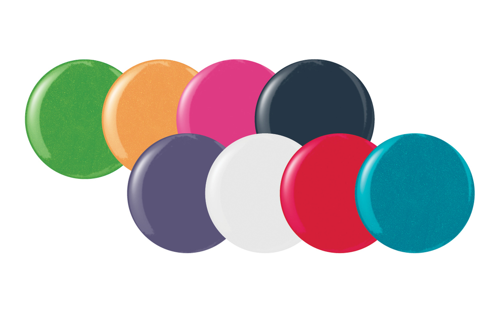 <p>This spring, the ManiQ Colors from Young Nails are a reflection of sunnier, happier warm weather. Eight new playful shades run the gamut from under the radar to over the top. Aloe 101, Citrus 101, Hot Pink 101, Indigo 101, Iris 101, Pink Lemonade 101, Sheer White 101, and Turquoise 101 are all certain to get you noticed.</p>