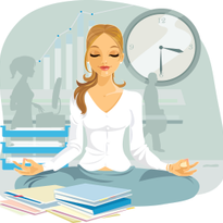 Nail Down Habits to Beat Work-Related Stress