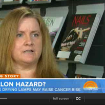 NAILS Editor Hannah Lee on The Today Show