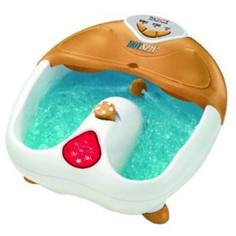 <p><strong>2004 Favorite Pedicure Equipment: Helen of Troy Ultimate Footbath (model 61360)</strong></p> <p>2nd: European Touch Murano Spa; 3rd: European Touch Solace Forte Spa; 4th: SalonTech Impulse; 5th: Belvedere USA Corp Mirage Pedicure System</p>