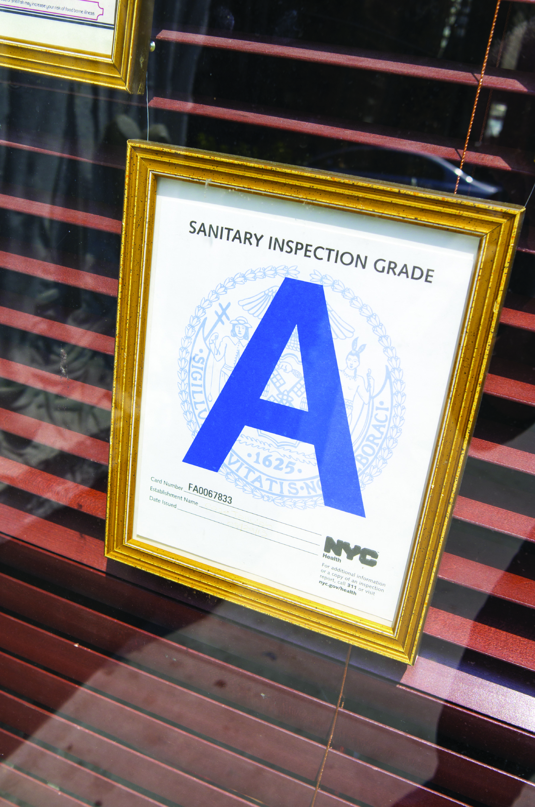New York City Considers Letter Grades for Salons