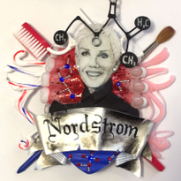 NTNA S. 6 Final Challenge: Acrylic History Nail Art (Nixxi)