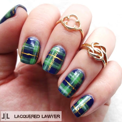 Nail Art Step-By-Steps From Nail Art Gallery