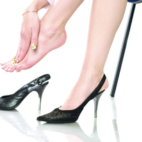 Something to Talk About:  High-Heeled Shoes