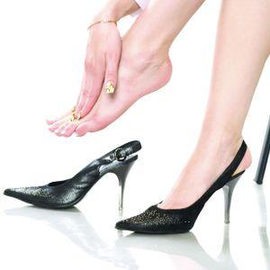 Foot Problems Pervasive in U.S., Says Survey