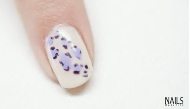 Troubleshooter: Leopard Spots with Gel-Polish