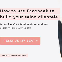 Free Online Workshop: How to Grow Your Nail Salon Clientele on Facebook