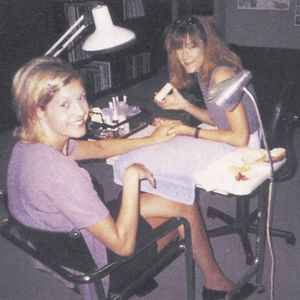 """""""About five years ago the booming service was fiberglass,"""" says Melinda Nelson (right). """"Now..."""