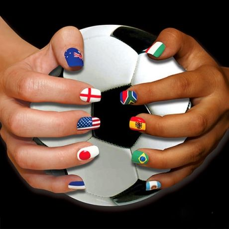 <p>These Minx flags were created in preparation for the London games.</p>