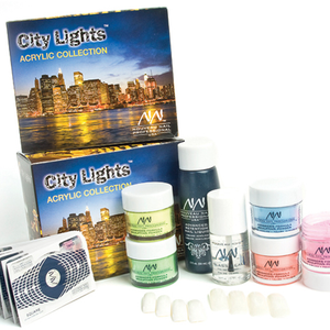 City Lights Acrylic Collection