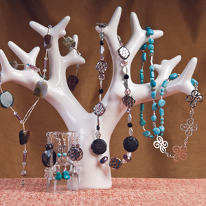 Retail Boutique: Nail Tech-Made Jewelry