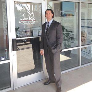 Dr. Matt Jones owns the Charlotte, N.C., location of the Jon Ric International Medical Spas...