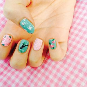 Nails by Lottie Lace