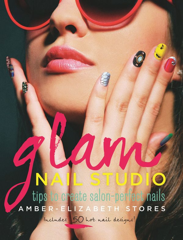"""<p>Glam Nail Studioby Amber-Elizabeth Stores</p> <p class=""""NoParagraphStyle"""">Celebrity nail tech Amber-Elizabeth Stores shares 50 of the hottest nail art looks around in her new book, <em>Glam Nail Studio</em>. Stores covers everything from nail health, to equipment, and a variety of nail art techniques. Learn what polishes pair best with which skin tones, secret tips for acrylics and gels, and how to get the perfect nail shape every time. Stores draws on her experience as a celebrity and editorial nail artist to cover trends from the catwalk to the coolest nail fashions on the street.</p>"""