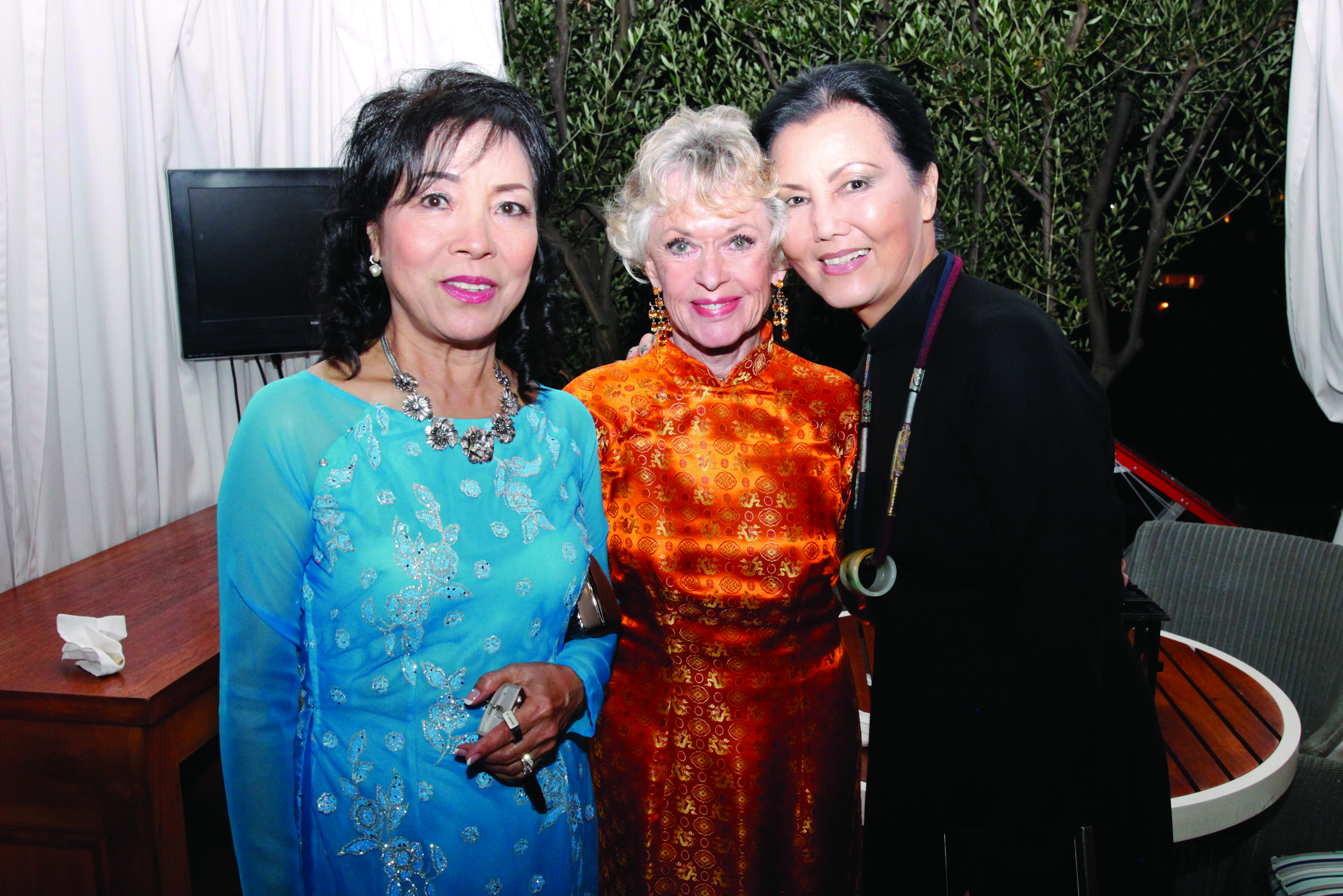 CND and Beauty Changes Lives Honor Tippi Hedren's Legacy