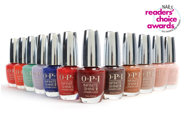 <p><strong>3. OPI Products</strong>: Infinite Shine</p>
