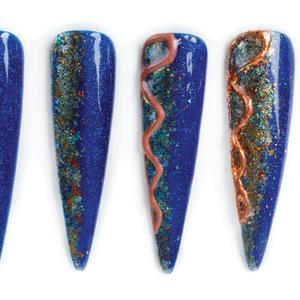 Nail Art Studio: Sharp for the New Year