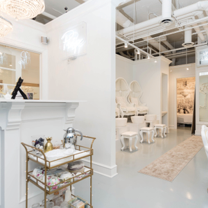 Vancouver salon owner Mika McInnes says business quickly doubled when she moved to a new...