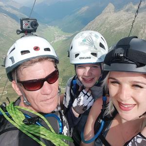 My Other Life: Kayleigh Bevan, Rock Climber