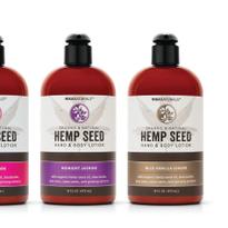 Antioxidant-Rich Formula Features Hemp Seed Oil