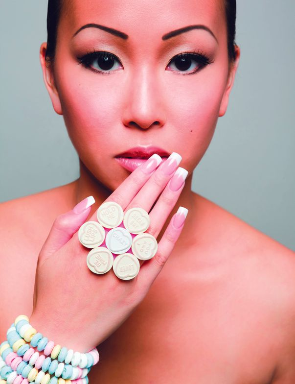 <p>2011: Nails by Jessica Marie Ellison. Photography by Rebecca Palladina</p>
