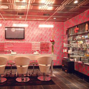 Ki Nail Bar (shown) in Los Angeles is the girly Japanese sister of Chi Nail Bar in Beverly...