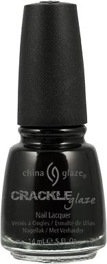 <p>Celebrity manicurist Patricia Yankee was backstage at the Focus Taiwan presentation, where six of Taiwan&rsquo;s brightest fashion designers showcased their collections. Yankee used <strong>China Glaze</strong> Crackle Glaze in Black Mesh over a glossy jet black shade to create a multi-dimensional effect for the models&rsquo; pedicures.</p>