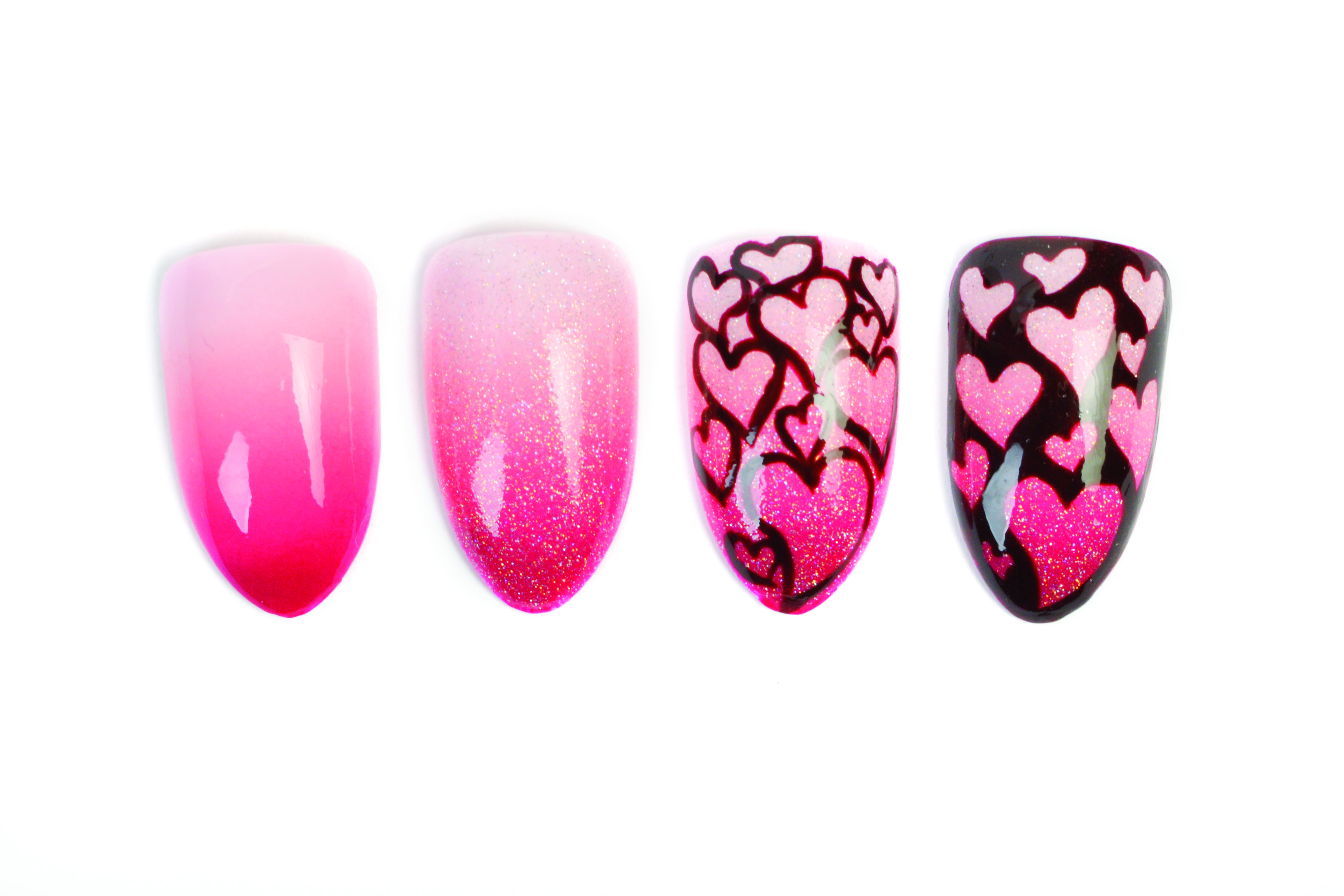 Nail Art Studio: Heart-y Party