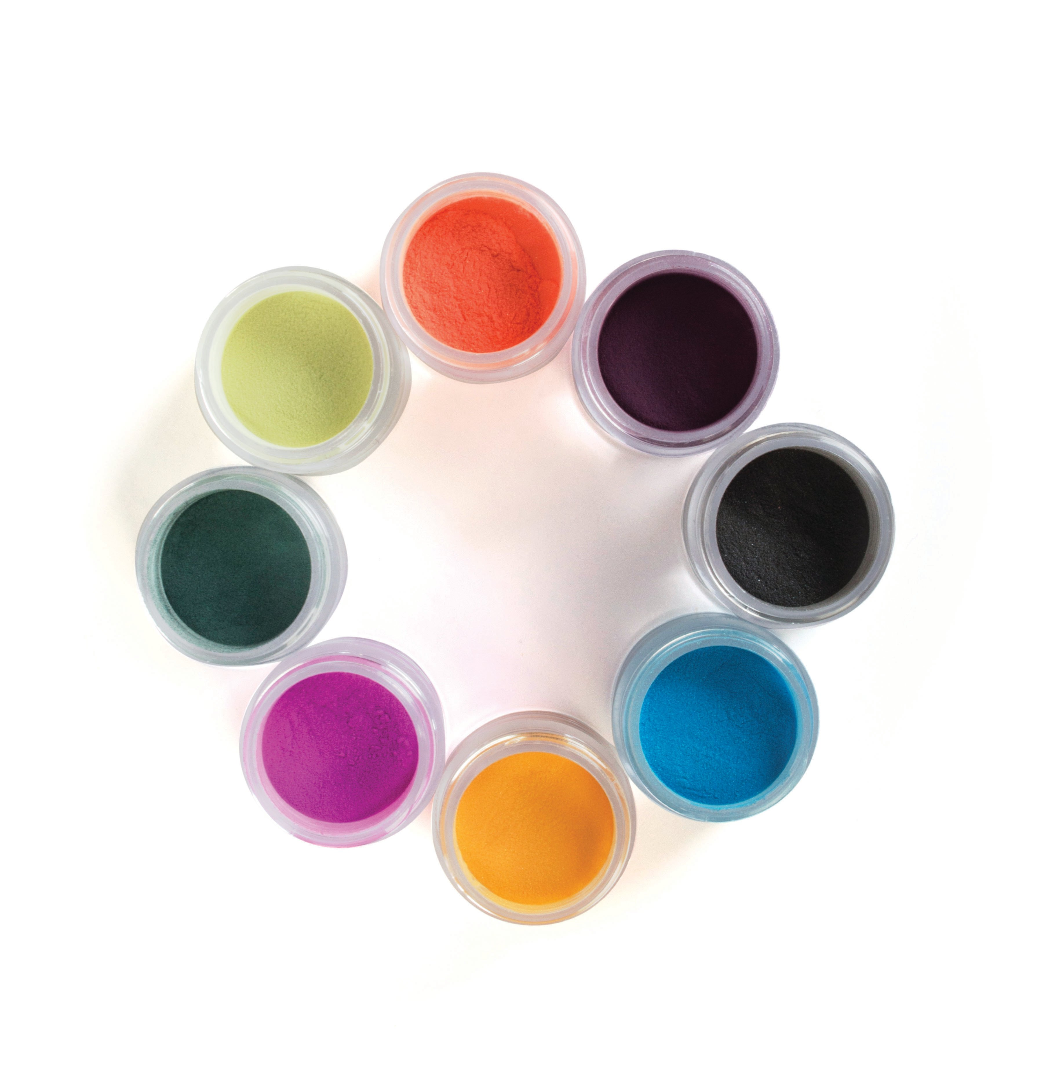 Colored Acrylic Tints