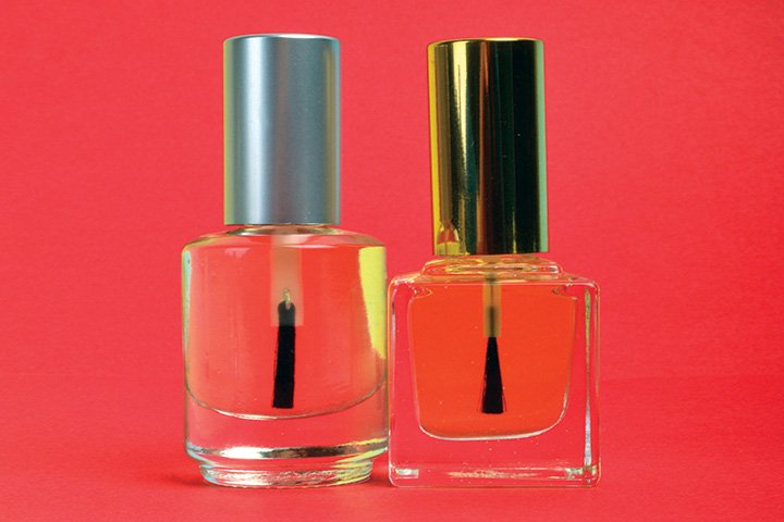 """<p>Diamond Cosmetics offers two cuticle oil formulations: Almond Cuticle Oil, which contains over 98% sweet almond oil, plus a blend of argan oil and sunflower seed oil; and Lavender Scented Avocado Oil that consists mostly of avocado oil with a mix of cottonseed oil and lavender fragrance.</p> <p><a href=""""http://www.diamondcosmetics.com"""">www.diamondcosmetics.com</a></p>"""