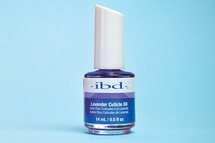 """<p>ibd Lavender Cuticle Oil hydrates damaged cuticles while promoting healthy nail growth. The specialized light, non-greasy formula nourishes and soothes and has a relaxing lavender scent.</p> <p><a href=""""http://www.ibdbeauty.com"""">www.ibdbeauty.com</a></p>"""