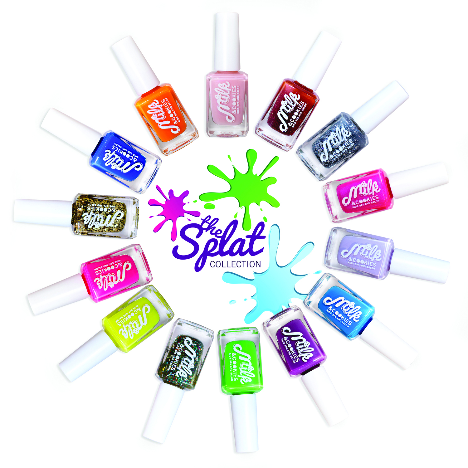 Splat Collection