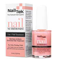 Nail Nutritionist Biotin and Bamboo Nail Treatment