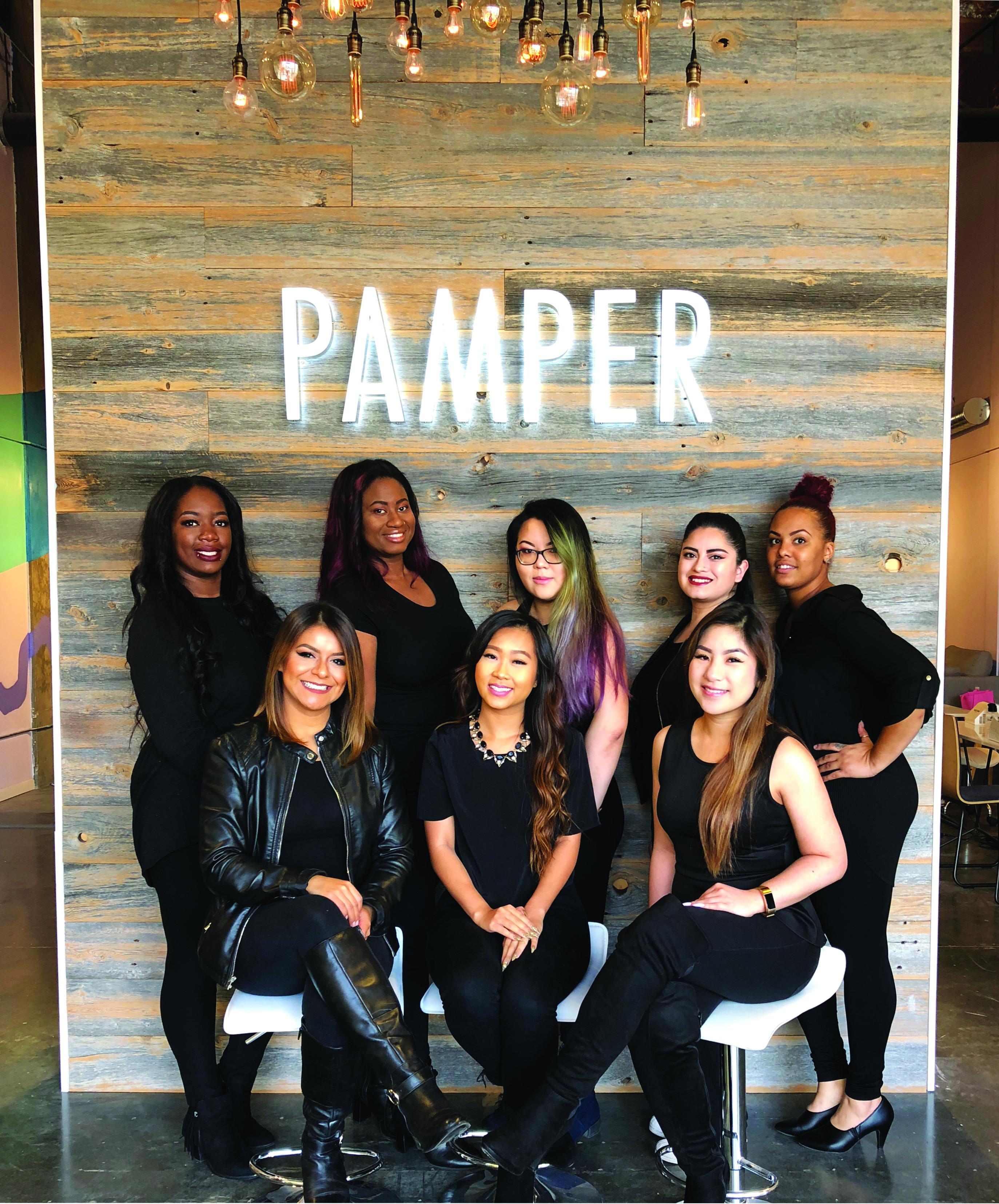 Pamper Nail Gallery: