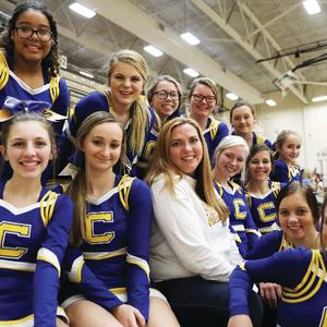 My Other Life: Marcie Morgan, Cheerleading Coach