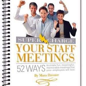 The Art of the Staff Meeting