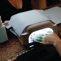UV Nail Lamps Do Not Increase Skin Cancer Risk, New Study Finds