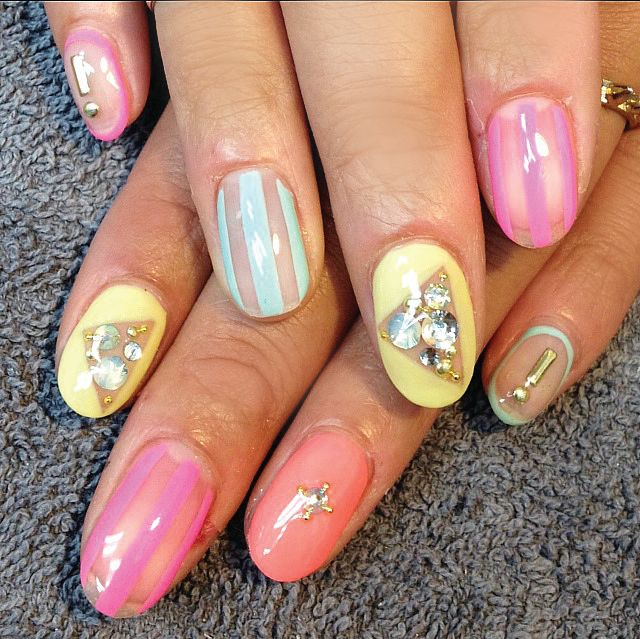 <p>Teena Olsen, The Nail Studio by TO, Sacramento, Calif.</p>