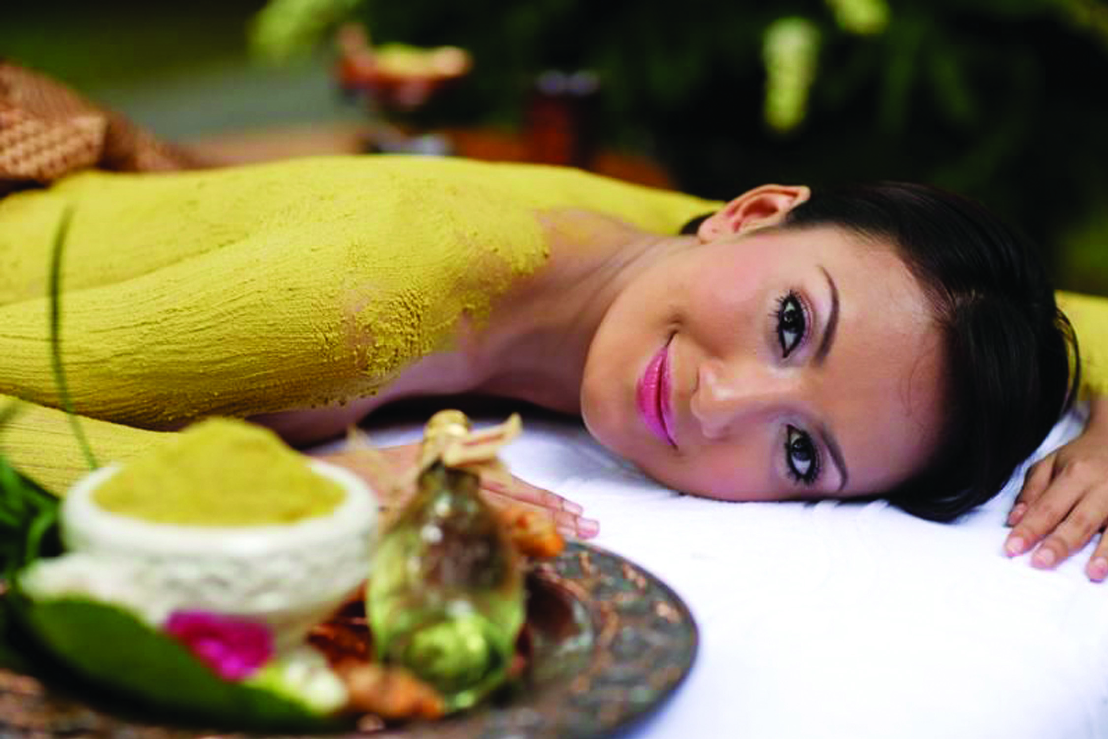 Know Your Spa Treatments: Javanese Lulur Body Exfoliation
