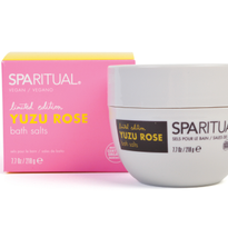 Uplifting Yuzu Rose Bath Salts