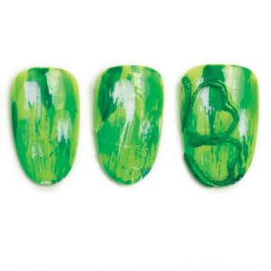 Nail Art Studio: Luck of the Irish