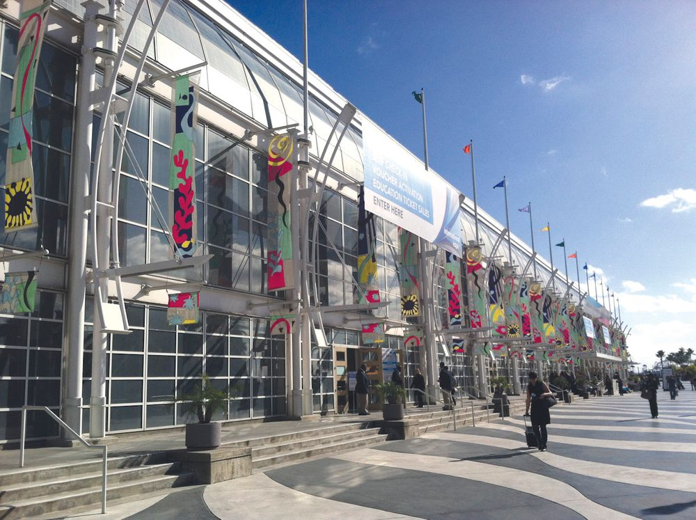 <p>The California rain cleared just in time for the 2013 ISSE Long Beach.</p>