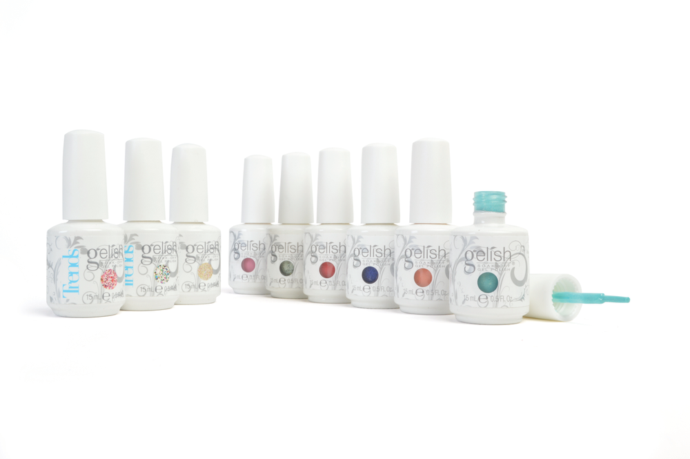 <p>The Cinderella 2015 collection by Gelish celebrates Walt Disney Picture&rsquo;s release of the live-action Cinderella film. Six whimsical cream to sparkly shades and a trio from the TRENDS line make up the set that showcases a unique palette inspired by the movie to spark anyone&rsquo;s fancy.&nbsp;</p>
