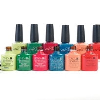 Shellac and Vinylux Summer 2017 Rhythm and Heat Collection