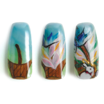 Nail Art Studio: Butterflies and Bunnies